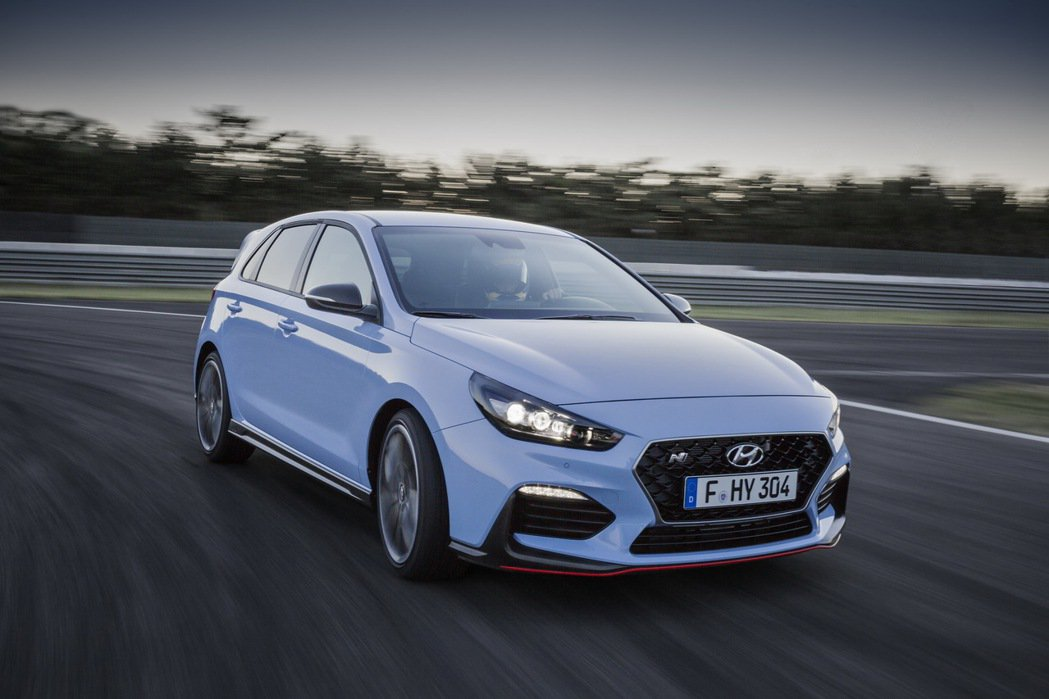 Hyundai i30 N First Edition在德國的定價為3.09萬歐...