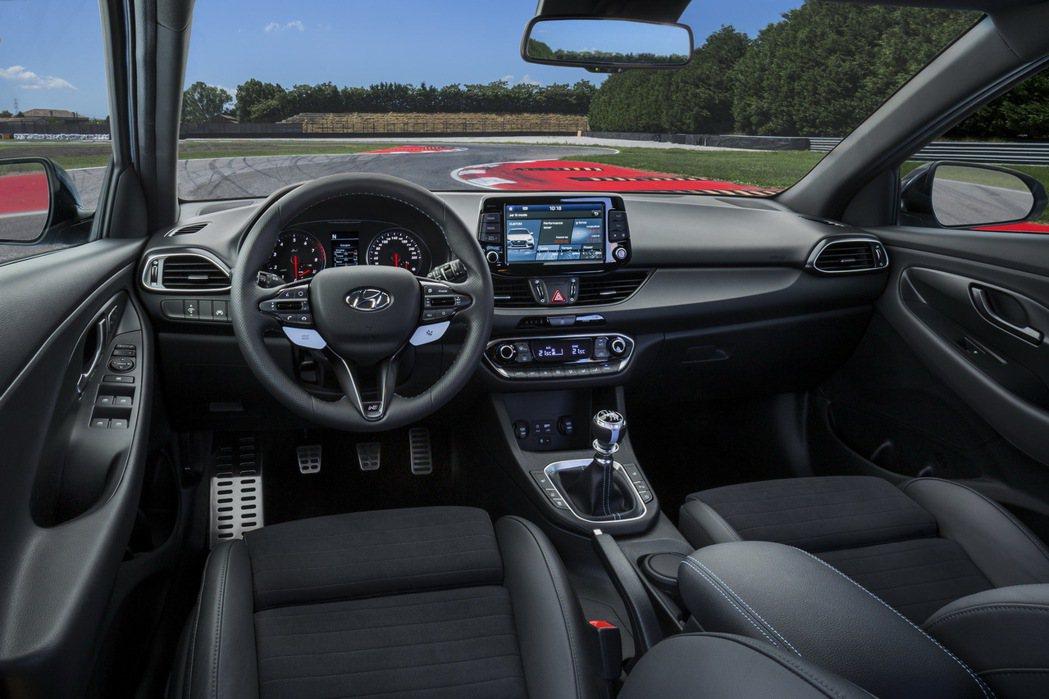 所有預購這100輛Hyundai i30 N First Editon的車主,還...