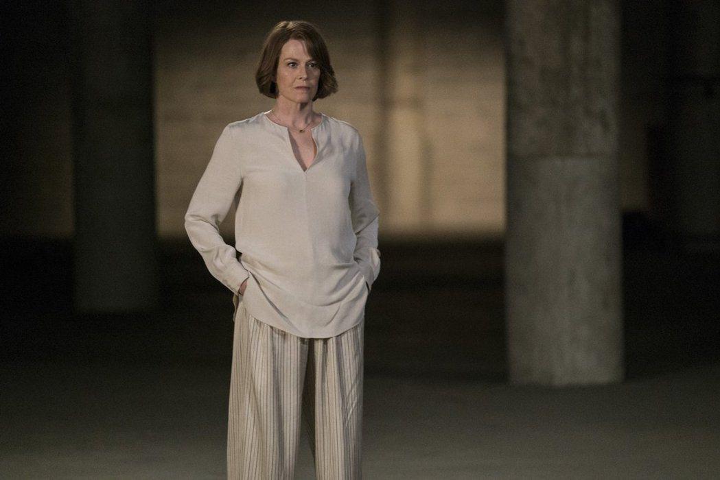 雪歌妮薇佛在 「漫威捍衛者聯盟」扮演大反派。圖/Netflix提供
