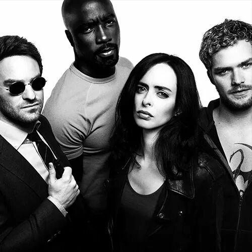 「漫威捍衛者聯盟」備受廣大觀眾期待。圖/Netflix提供