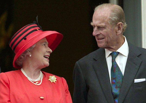英國最久第一配偶 菲利普將卸公職