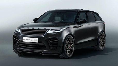 Range Rover Velar 暗黑改裝超吸睛