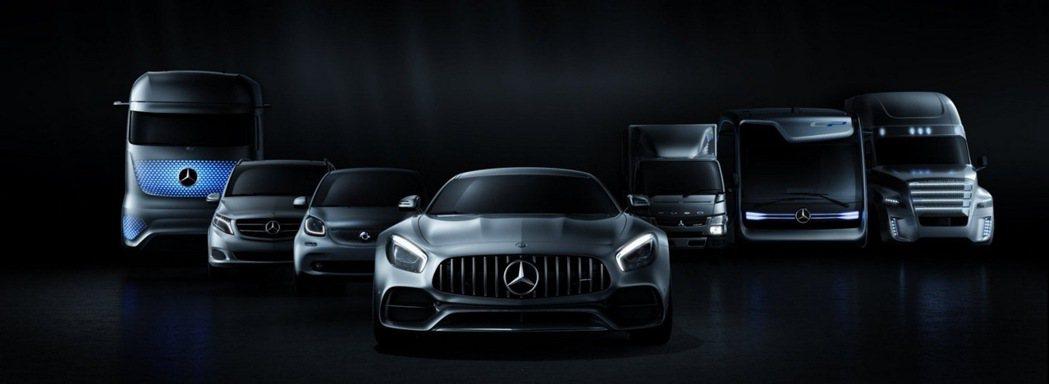 摘自 Mecedes-Benz