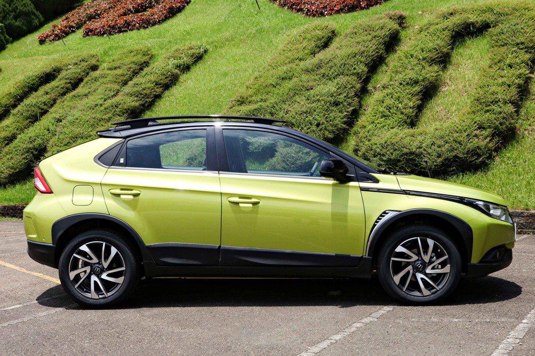 U5打造有如Coupe SUV的外型 圖/納智捷提供