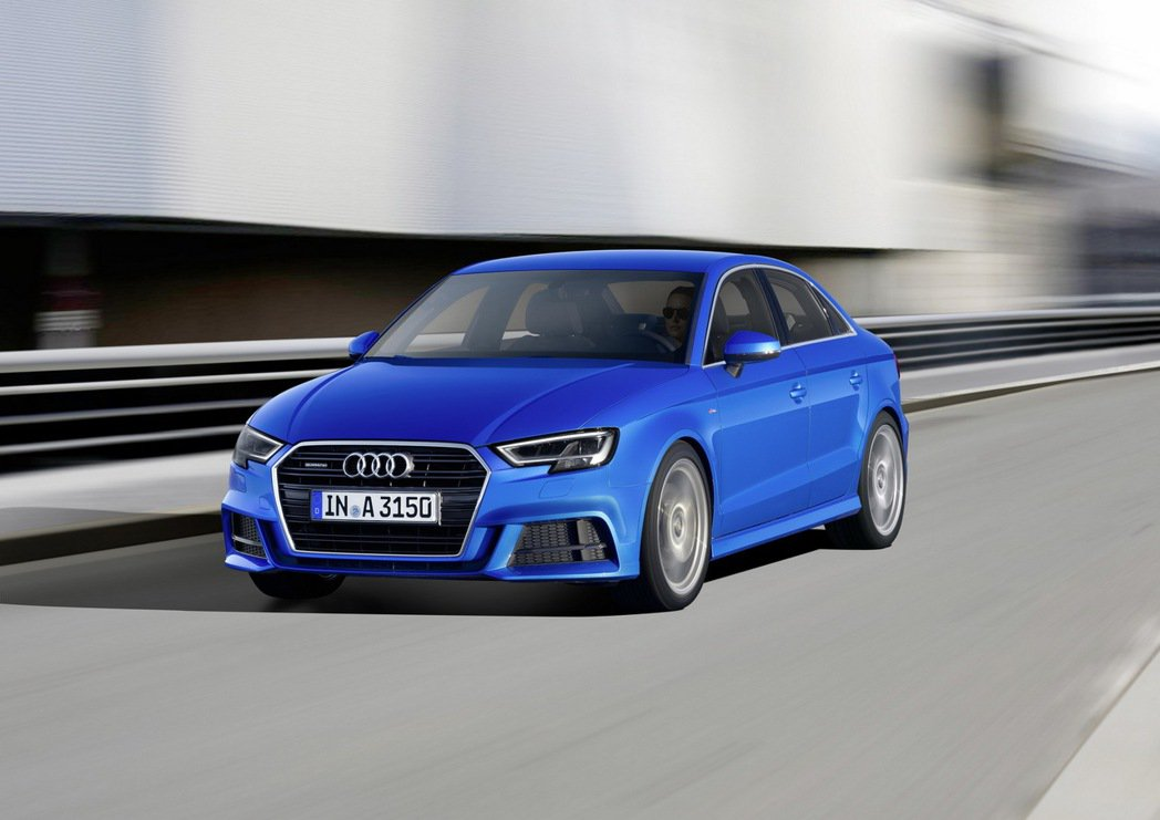 全新TFSI汽油動力編成加入A3車系陣線,40 TFSI Sport搭載2.0升...