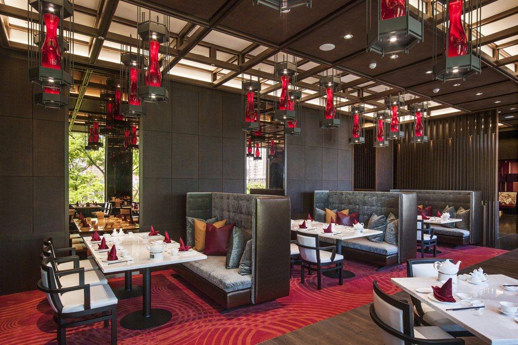 中餐廳「京悅軒」。 圖片提供/H2O水京棧國際酒店