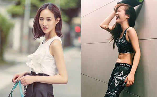 圖/張鈞甯臉書官方粉絲團;李佳穎臉書官方粉絲團,Beauty美人圈提供