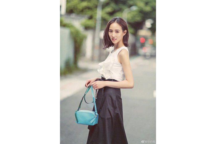 圖/張鈞甯臉書官方粉絲團,Beauty美人圈提供