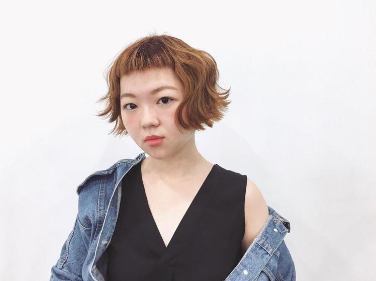 髮型創作/尤卡 hair salon - 王豆綠。圖/HairMap美髮地圖提供
