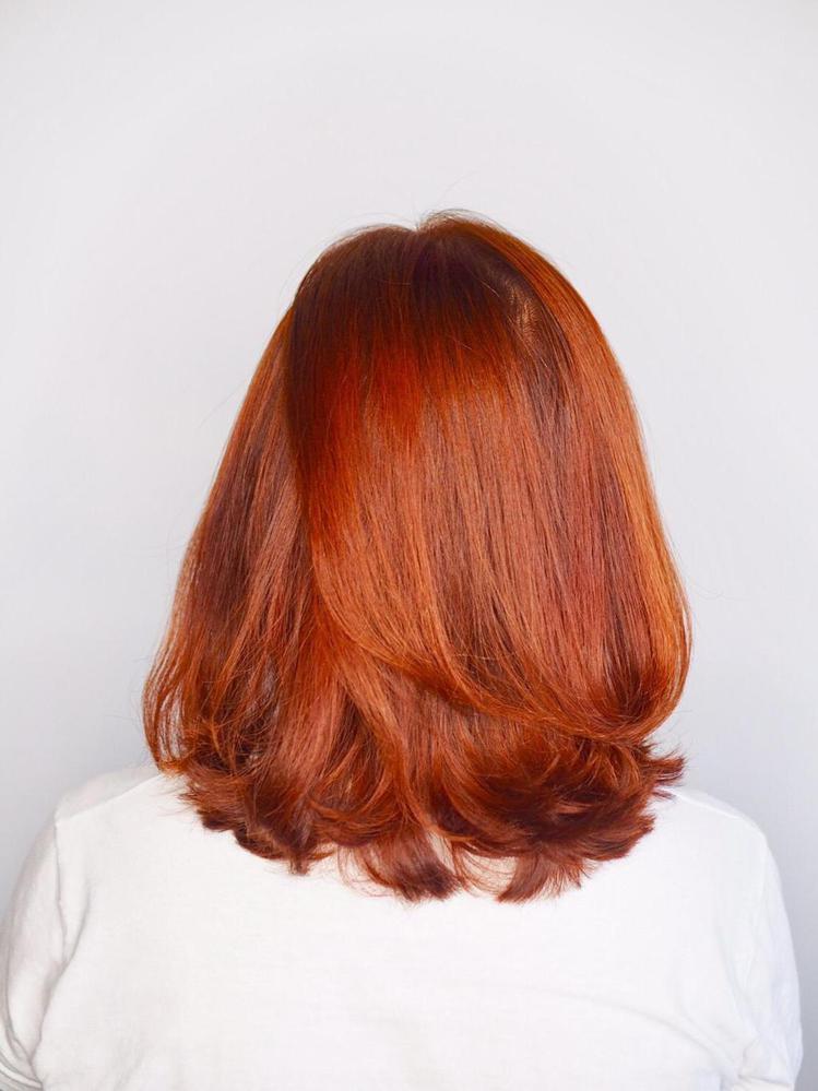髮型創作/基隆楓瓦髮型 / Mini。圖/HairMap美髮地圖提供