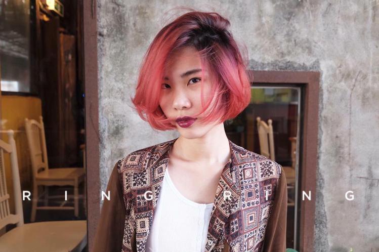 髮型創作/柏斯概念館 Bors Hair - RING RING。圖/HairM...