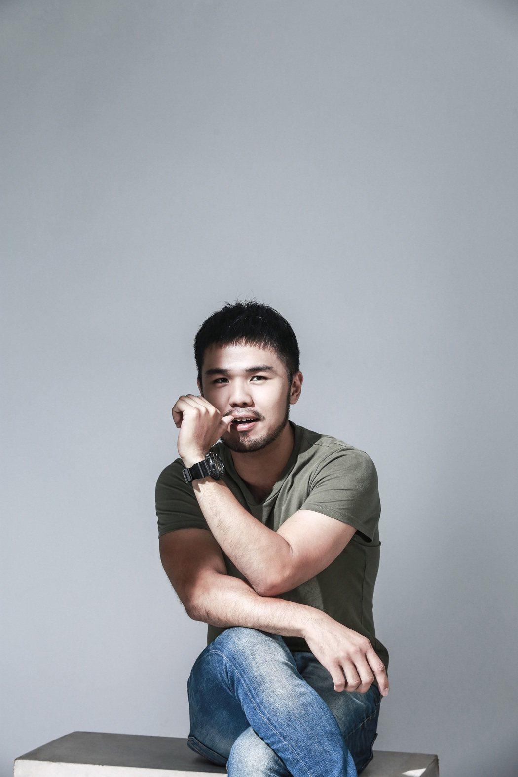 林欣甫苦熬4年再戰歌壇。圖/凱渥提供