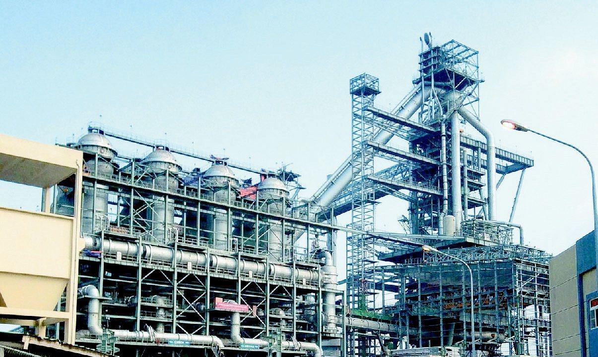 台塑越南河靜鋼廠邁向坦途,預定明年3月第二座高爐點火,等同中鋼第七、八號高爐入列...