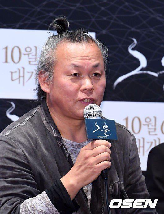 韓國導演金基德被控甩人耳光、逼拍裸戲。 圖/擷自OSEN