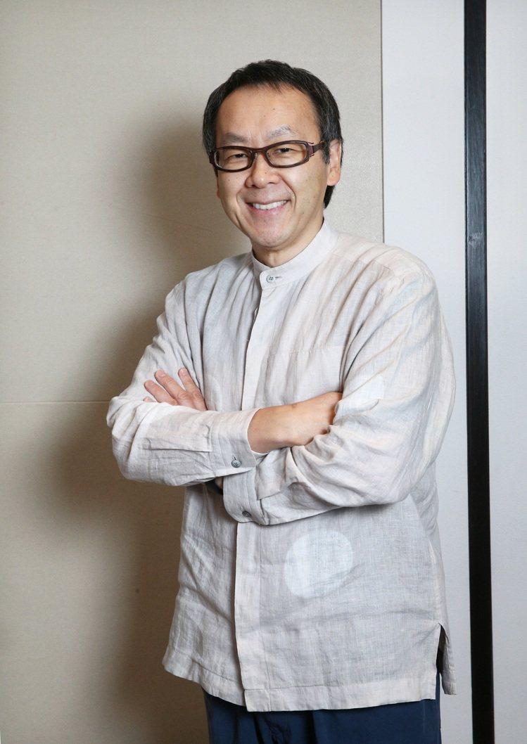日本星野集團第四代社長-星野佳路。圖/記者蘇健忠攝影
