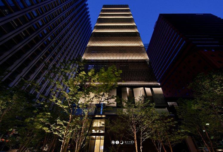 虹夕諾雅東京是比較新的據點。圖/星野集團提供