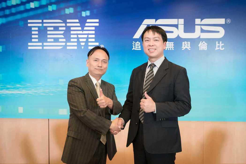 華碩雲端近年積極投入台灣各智慧應用領域外,更與國際大廠合作,今年5月則和台灣IB...