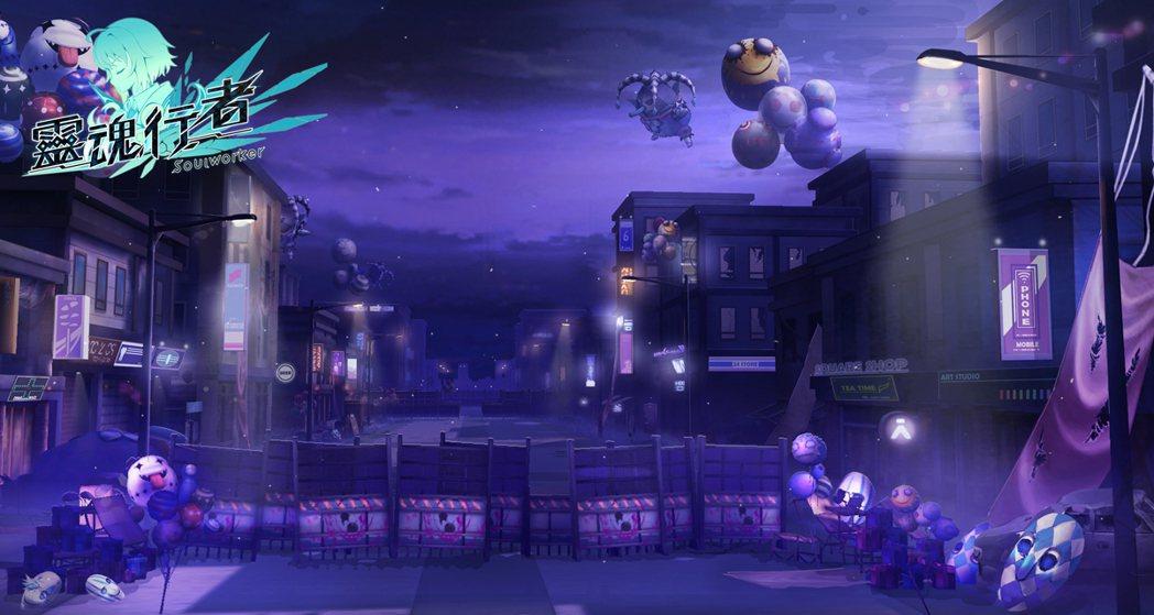 《靈魂行者》擁有史詩級電影般的遊戲場景,使玩家彷彿置身其中