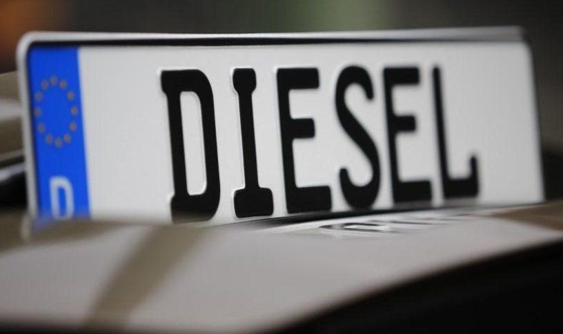 柴油車市場似乎岌岌可危。 摘自Reuters