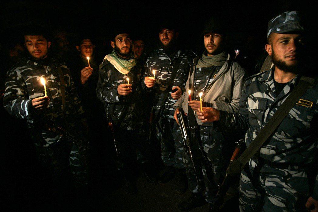 為何視哈瑪斯為洪水猛獸的塞西政府,會對「敵國」雪中送炭呢? 圖/美聯社
