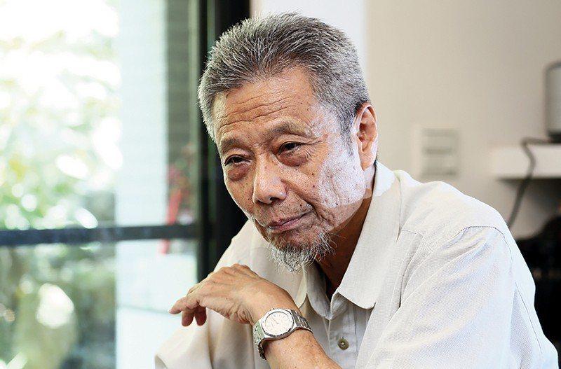 郭清治,台灣戰後第一代本土雕塑家。