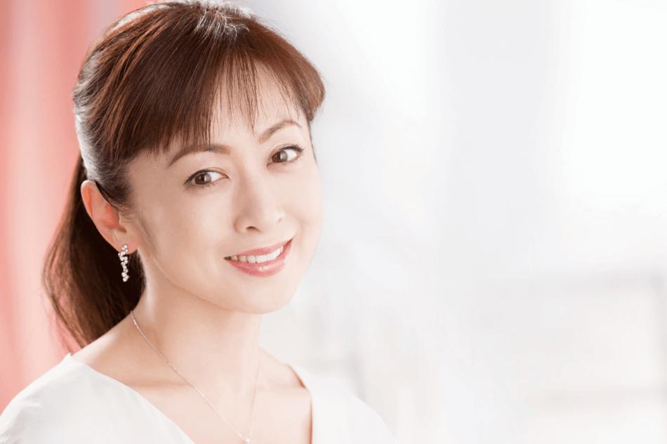 齊藤由貴是玉女偶像,現在仍維持美魔女外貌。圖/摘自entert.jyuusya