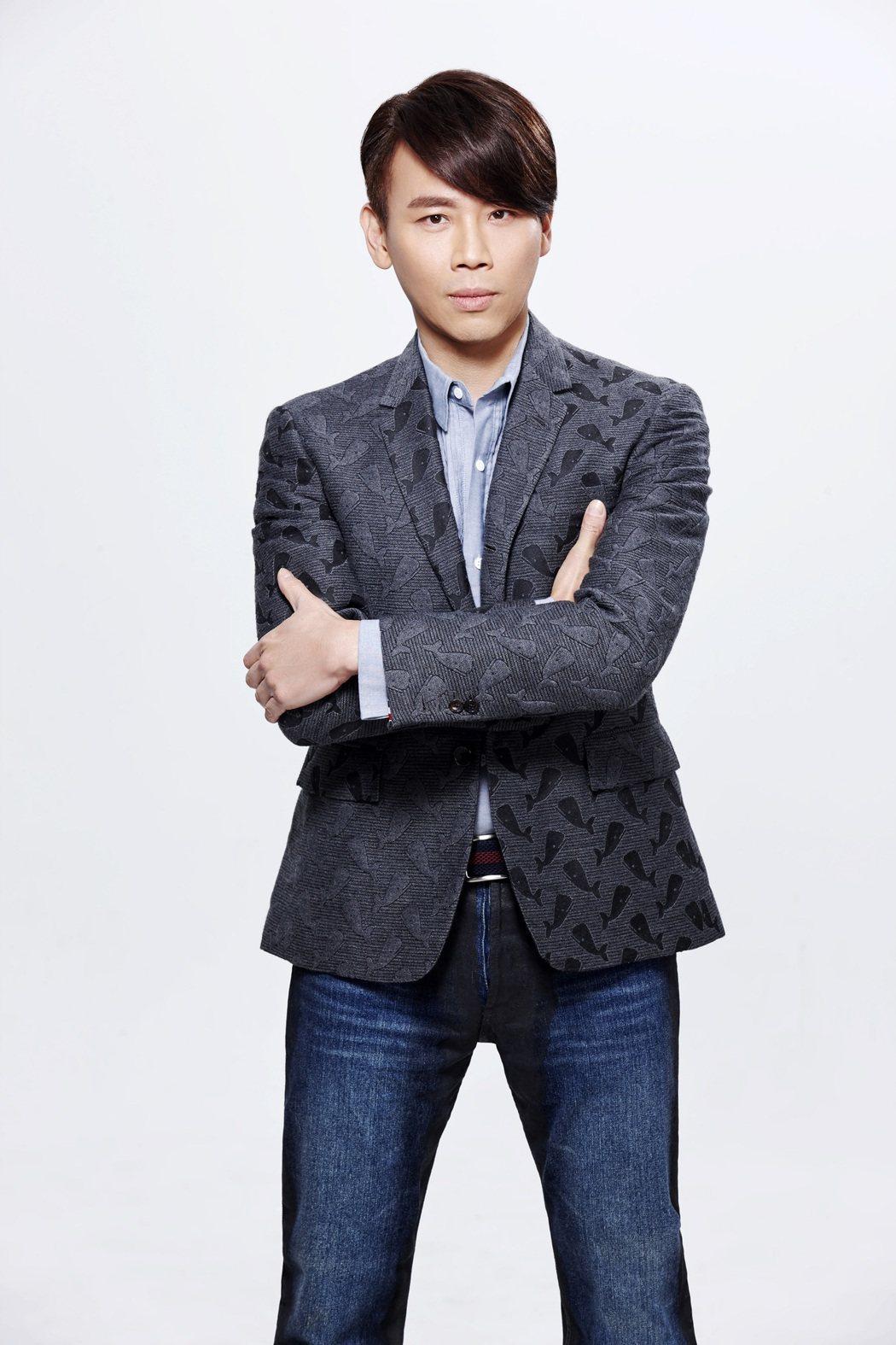 陶喆將發行新單曲「黑色星期二」。圖/種子音樂提供