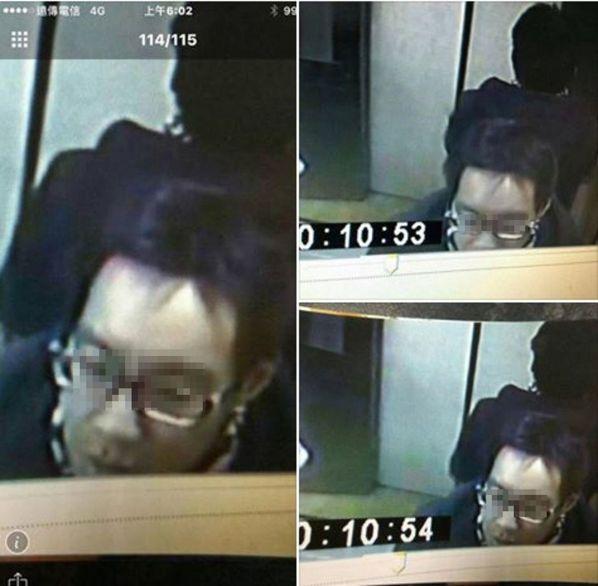 新北市今年3月發生男子在電梯內對女童伸出狼爪。 圖/報系資料照