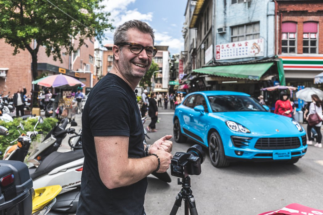 攝影家 Florian W. Mueller。圖/Porsche提供