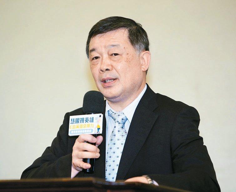 台大醫院眼科部主治醫師楊長豪 記者陳瑞源/攝影