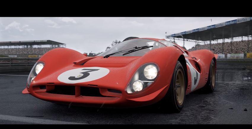 截自Project CARS影片