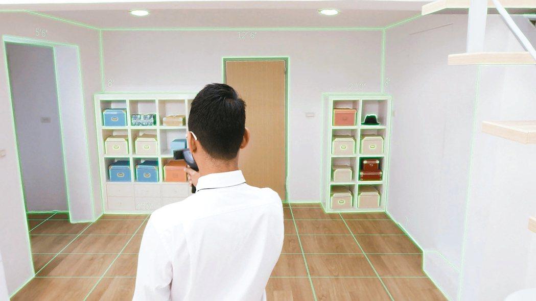 立普思3D量測掃描。 立普思/提供