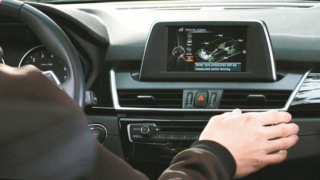 立普思車輛手勢控制示意圖。 立普思/提供