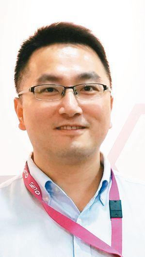 立普思執行長劉凌偉 記者張義宮/攝影