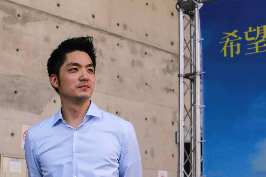 藍出奇兵?蔣萬安:一定要讓國民黨贏回台北市