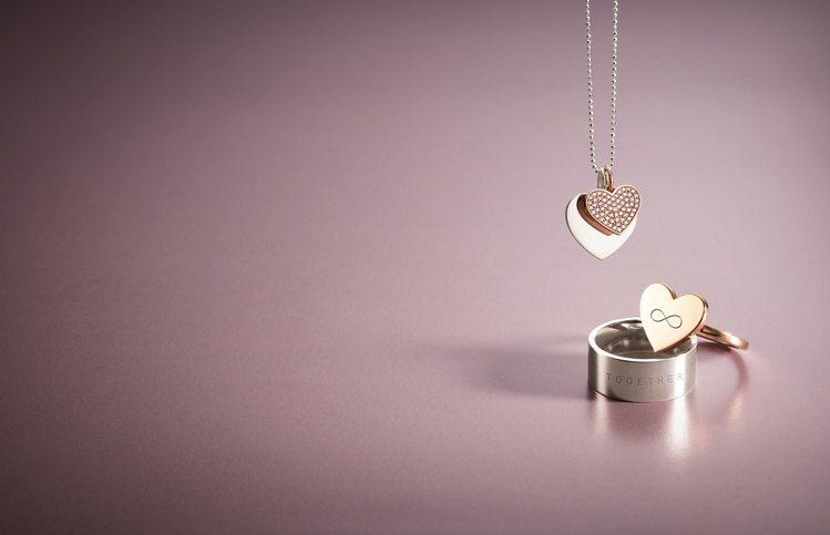 Love Coins系列。圖/THOMAS SABO提供