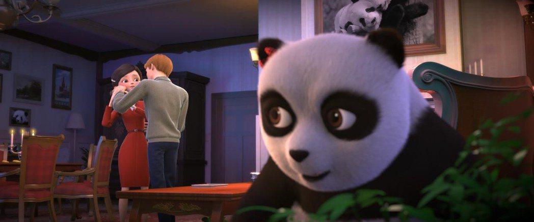 大陸國寶熊貓的動畫形象,讓很多人想到美國好萊塢電影「功夫熊貓」中的「阿寶」,而來