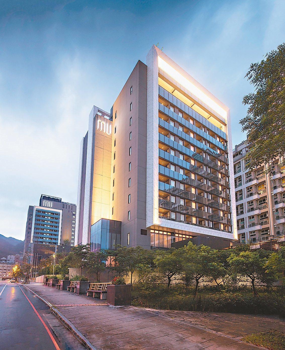 礁溪寒沐酒店是寒舍餐旅首次打造的休閒度假型酒店。 本報系資料庫