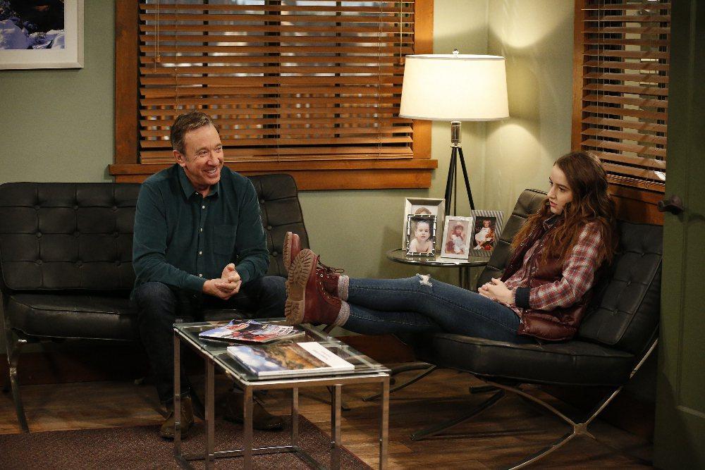 ABC今年5月宣布收掉提姆艾倫(Tim Allen)演出的情境喜劇「硬漢老爸」。
