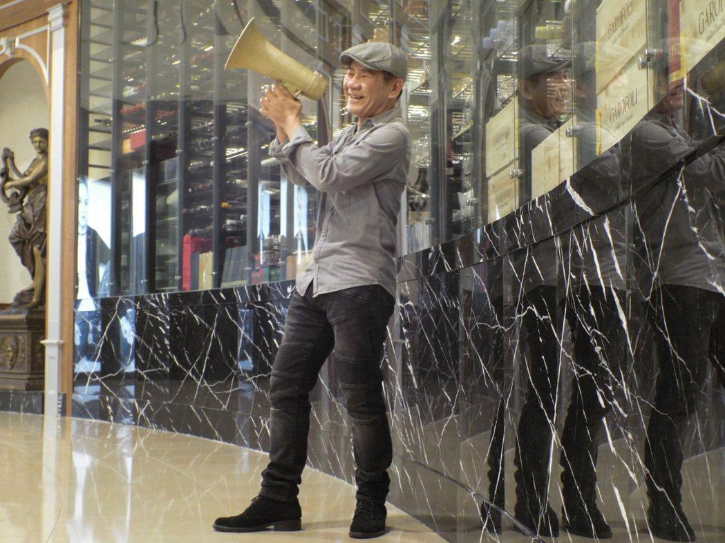 歌手趙傳(圖)迎接出道30週年,近期馬不停蹄籌備世界巡迴演出、新專輯。趙傳7日表