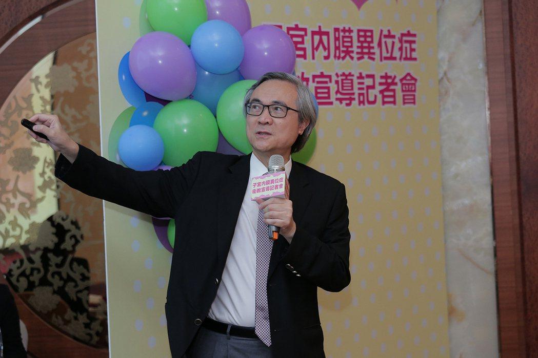臺北醫學大學生殖醫學研究中心主任曾啟瑞。亞典/提供