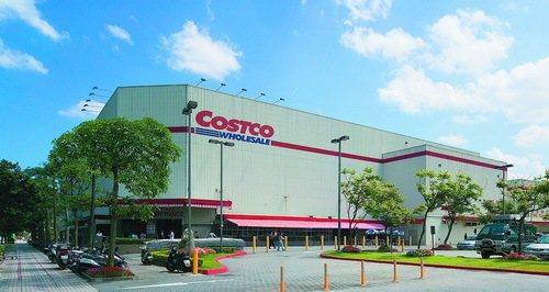 已經開幕的Costco好市多,對個案大大加分。