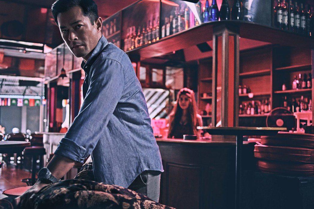 新片「殺破狼‧貪狼」號稱是古天樂從影以來第一部動作武打電影。圖/双喜提供