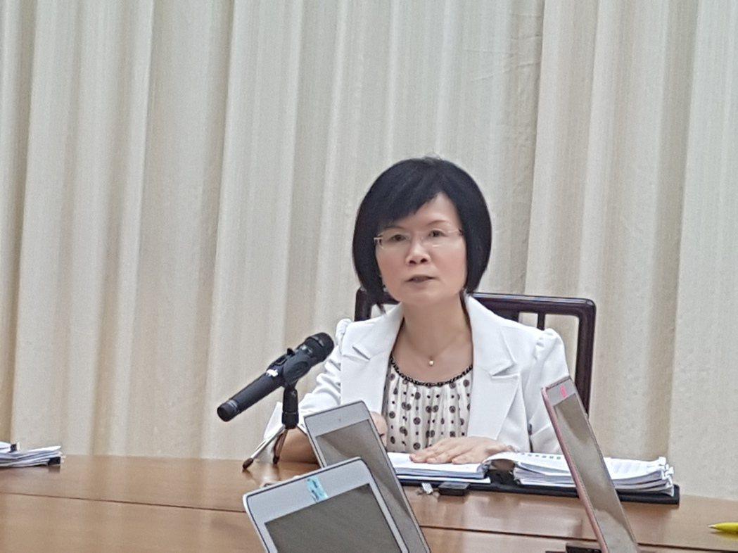 財政部統計處處長蔡美娜表示,7月出口達271.1億美元,創下自103年12月以來...