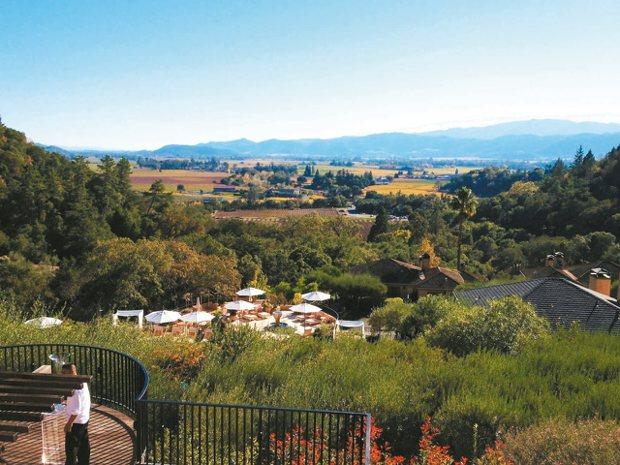 蘇蕾爾飯店被列全球十大風景餐廳之一,也具有米其林一星的殊榮。 圖/聯合報有行旅提...