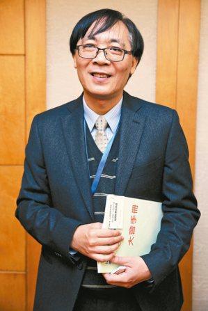 牧德科技董事長汪光夏利用運動提升公司競爭力。