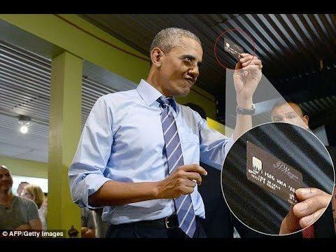 很多人用信用卡付帳,都曾碰過意外被拒刷卡的尷尬場面,包括歐巴馬總統。(Getty...