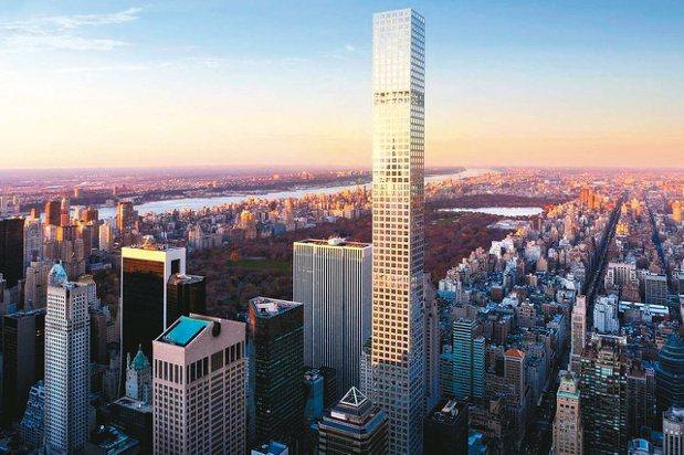 紐約去年吸引5298億海外資金投資不動產,排名全球第一。 瑞普萊坊提供