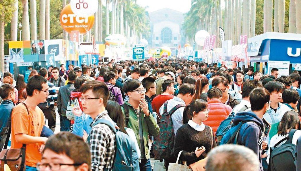 提高年輕人就業力,政府應投入更多關注。 報系資料照