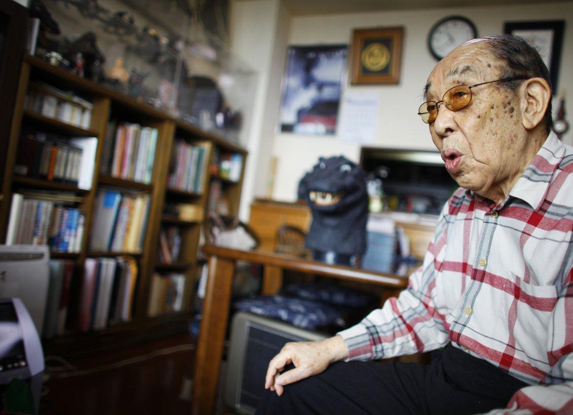 「我是最原創、最真實的一個。我的哥吉拉才是最棒的!」除了日本之外,中島春雄還有廣...